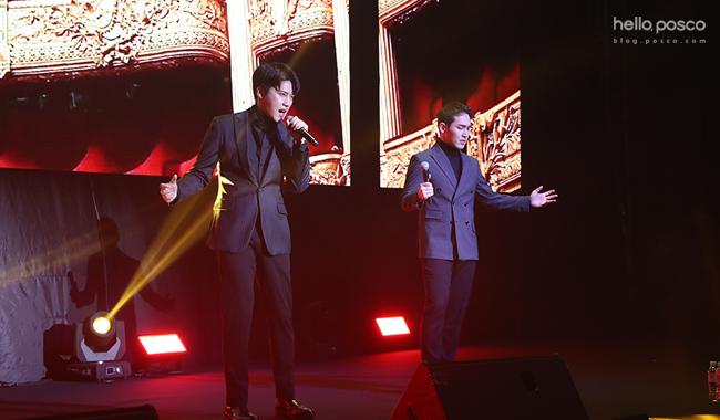초대가수 JTBC 팬텀싱어에서 성악과 크로스오버 음악을 선보여 준우승을 차지한 '듀에토'