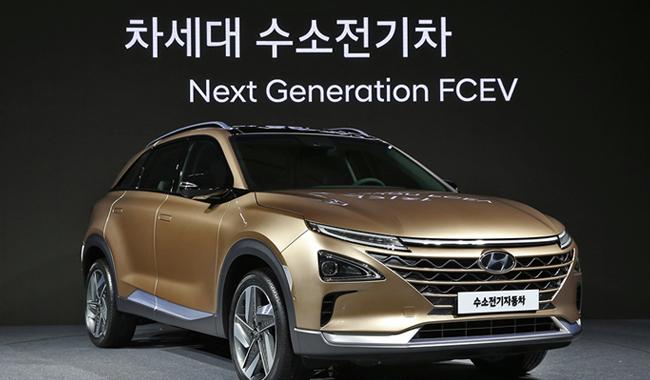 현대기아 수소전기차 차세대 수소전기차 Next Generation FCEV 수소전기자동차