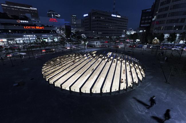 윤슬, 서울을 비추는 만리동
