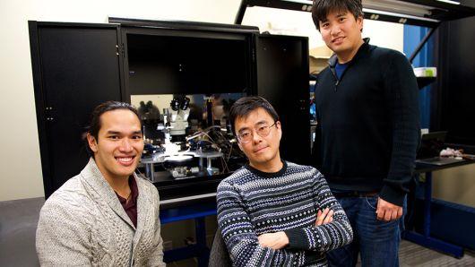 미국 MIT 공대 인공 신경 연구팀 (김지환 교수 제공)