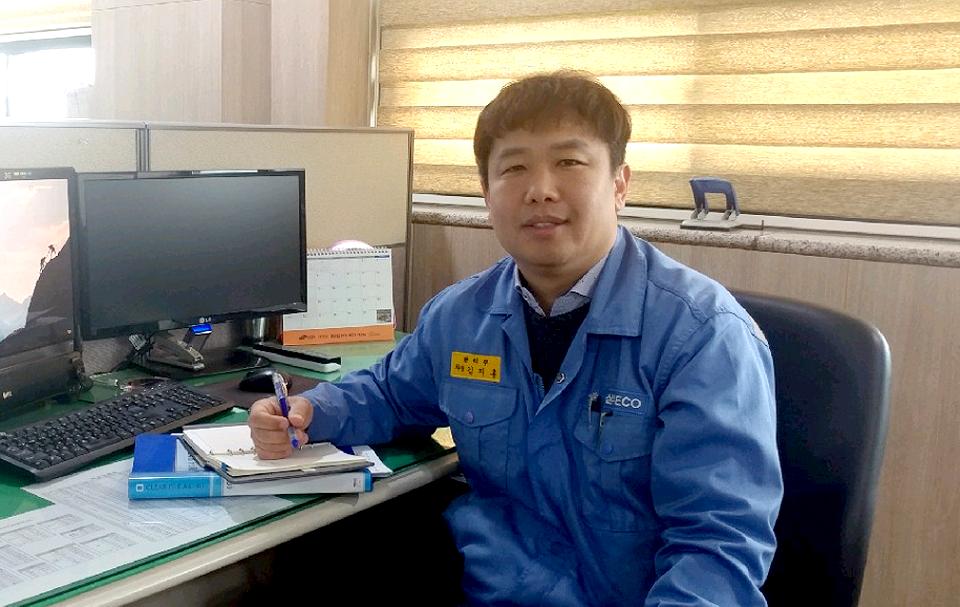 삼우에코 김지홍 차장은 현금결제 지원펀드가 2차 협력사에게까지 대금을 지급하는데 유용한 프로그램이라고 설명했다.