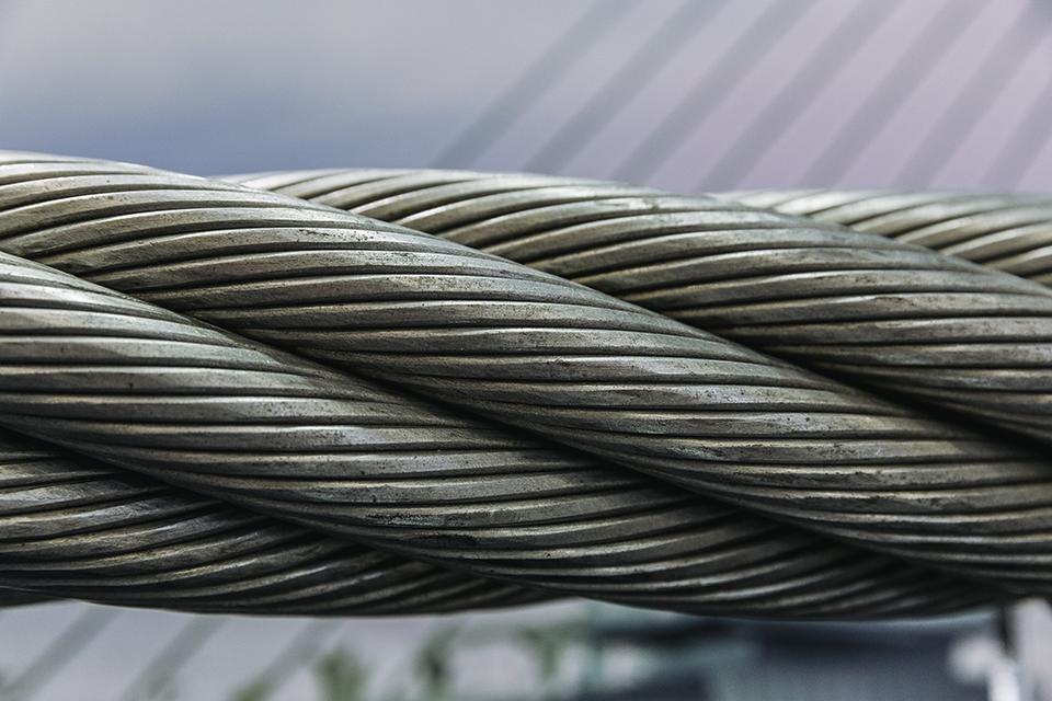 초장대교량에 사용되는 교량용 케이블용 강선 PosCable(POSCO wire for Cable)