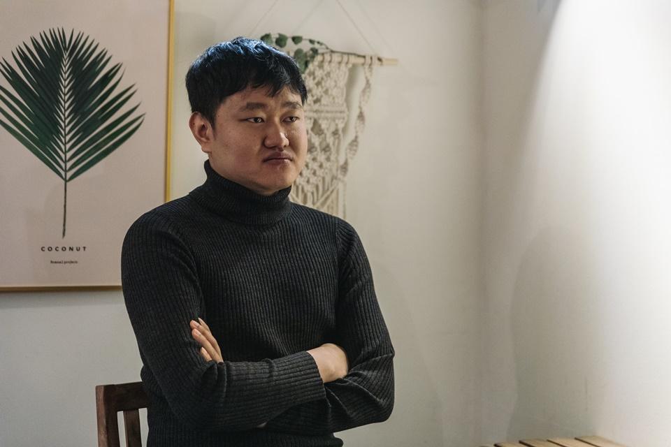 <회색인간> 김동식 작가