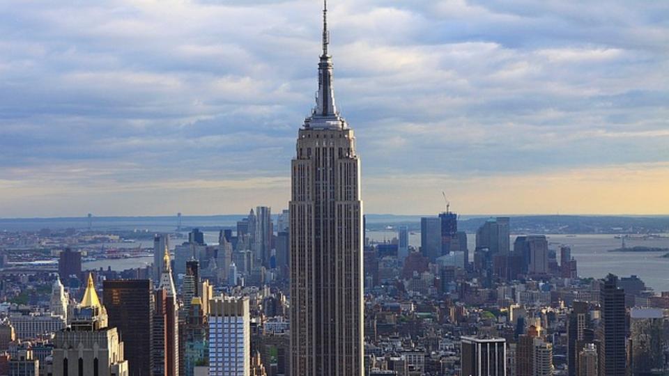 뉴욕 엠파이어 스테이트 빌딩
