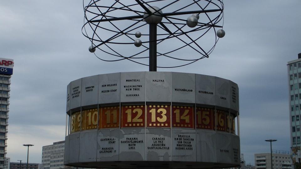 베를린 만국 시계탑