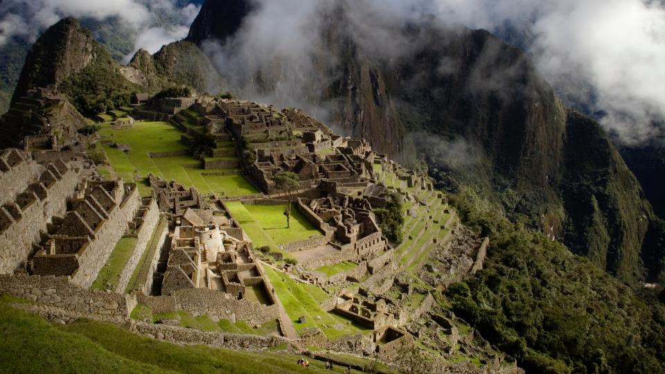 잉카 문명 고대도시 마추 픽추(Machu Picchu), 페루 (출처: Unsplash)