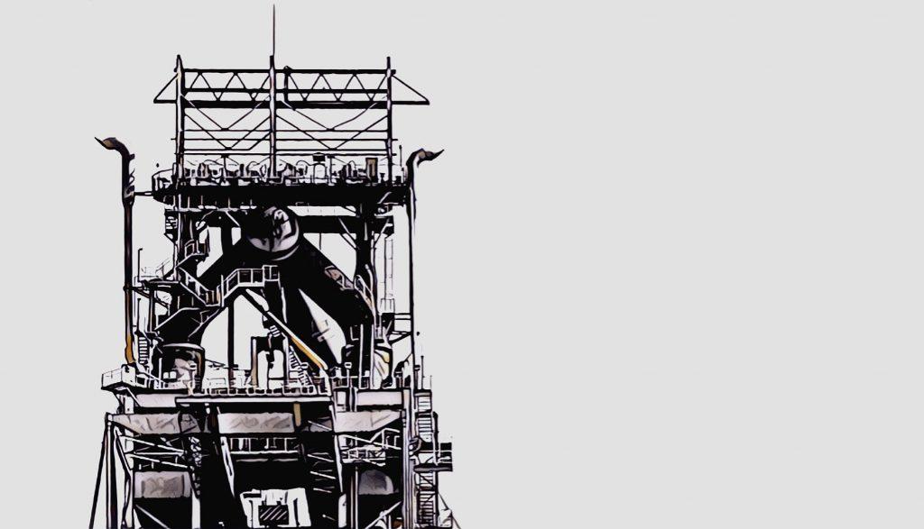 포항제철소의 용광로 휴풍이 대기에 어떤 영향을 미치는지 조사하는 도구