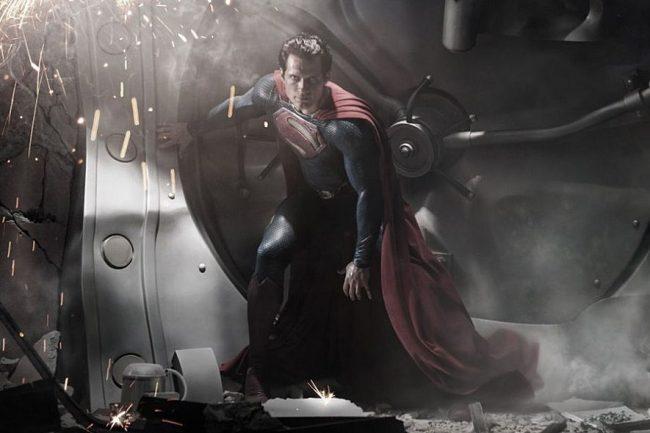 영화 속 슈퍼맨